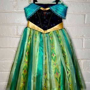 Disney Inspired Frozen Anna